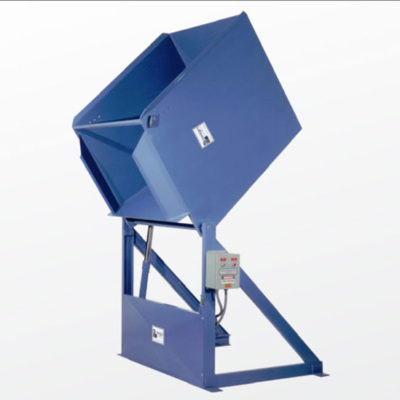 Bulk Material Handling Gaylord Unloading