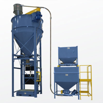 Bulk Integrated Material Handling Systems