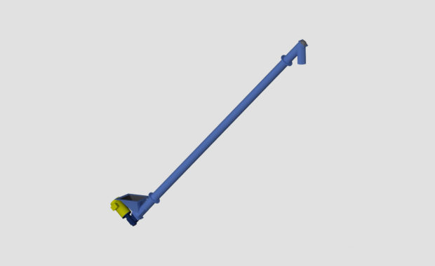 Bulk Material Handling Auger Screw Conveyor (Auger Conveying)