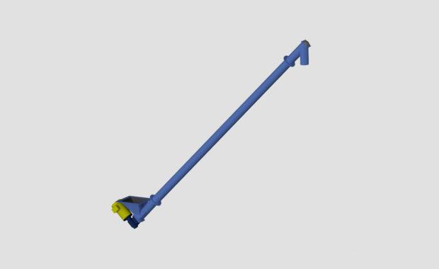 Bulk Material Handling Screw Conveyors (Auger Conveying)