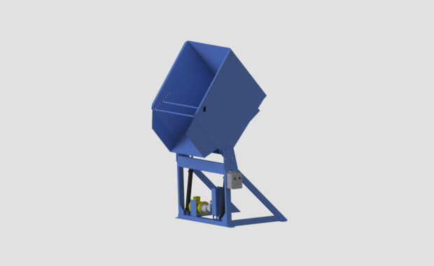 Heavy Duty Container Dumper