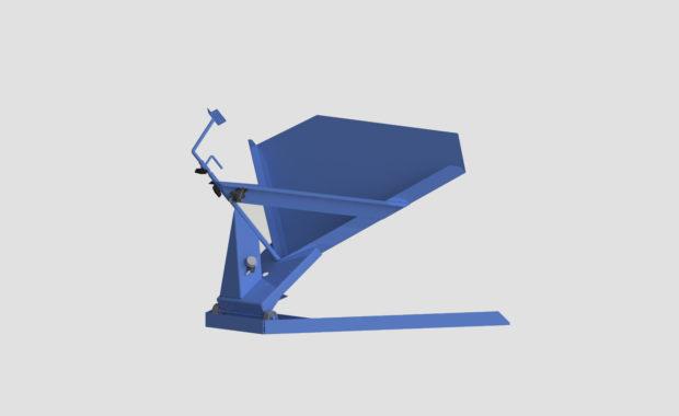 Standard Container Tilter (Gaylord Box Tilter)