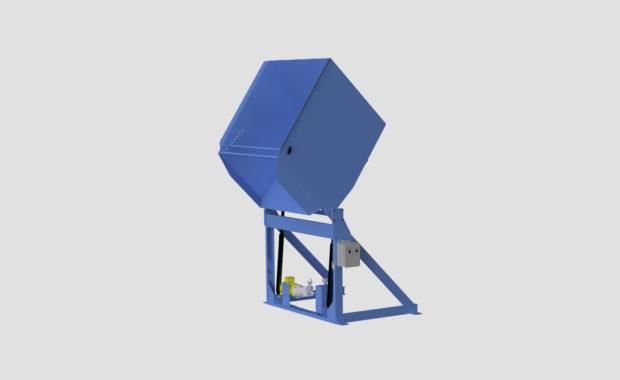 Standard Reliant Container Dumper/Tilter (Gaylord Box Dumper)