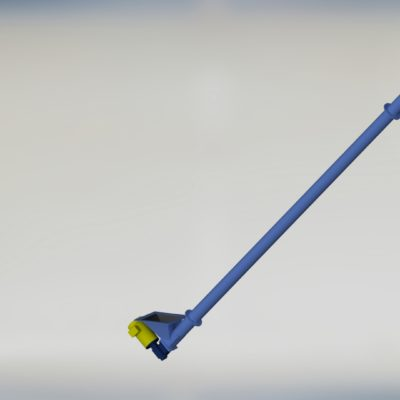 Screw Conveyor - Auger - Helix - Solidcore - Solid Core - Flex - Coreless - Mechanical Conveyor - Ensign - Ensign Equipment