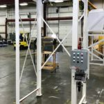Automated bulk Bag Filling Stand