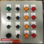 Silo Alarm Panel 2