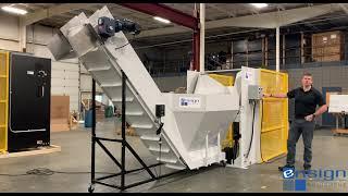 Dumper/Conveyor System